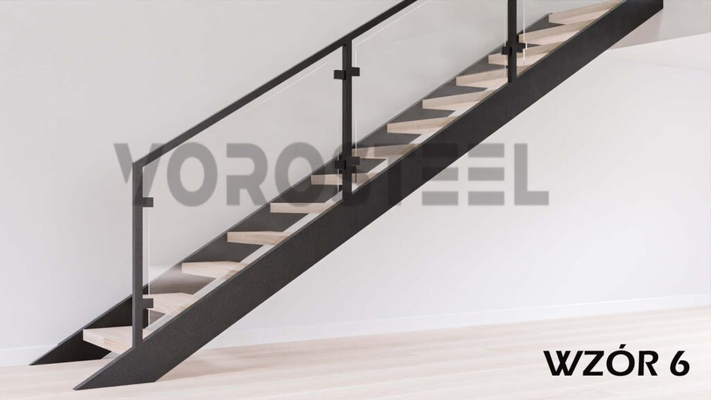 schody metalowe radom