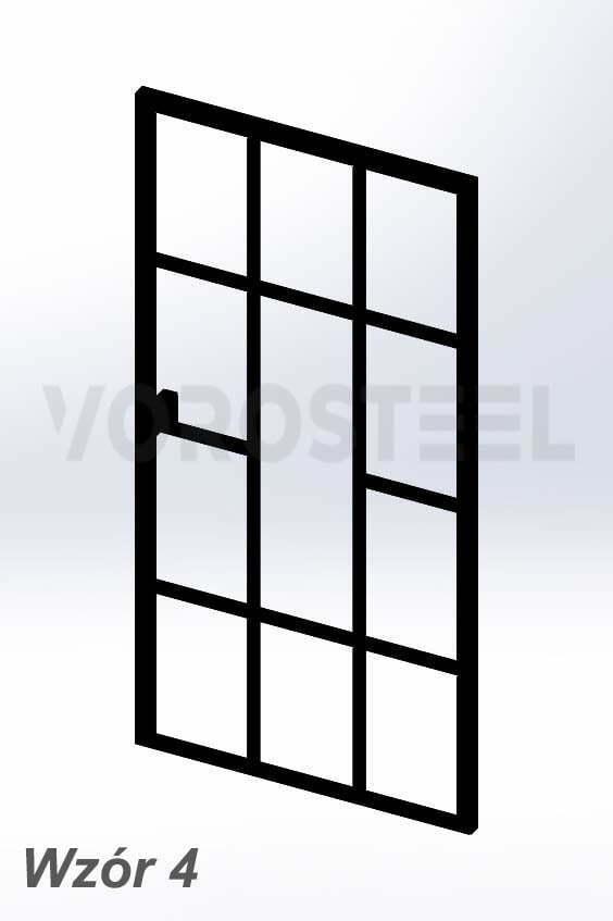 drzwi loft radom