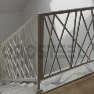 vorosteel balustrady nowoczesne